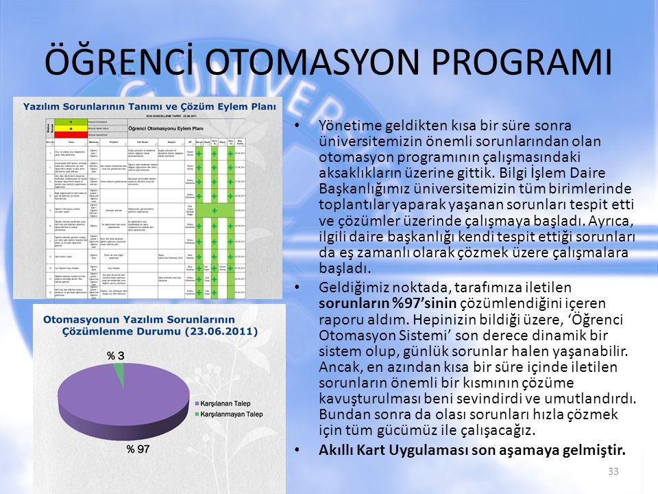 ÖĞRENCİ OTOMASYON PROGRAMI