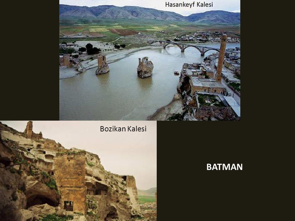 Bozikan Kalesi BATMAN