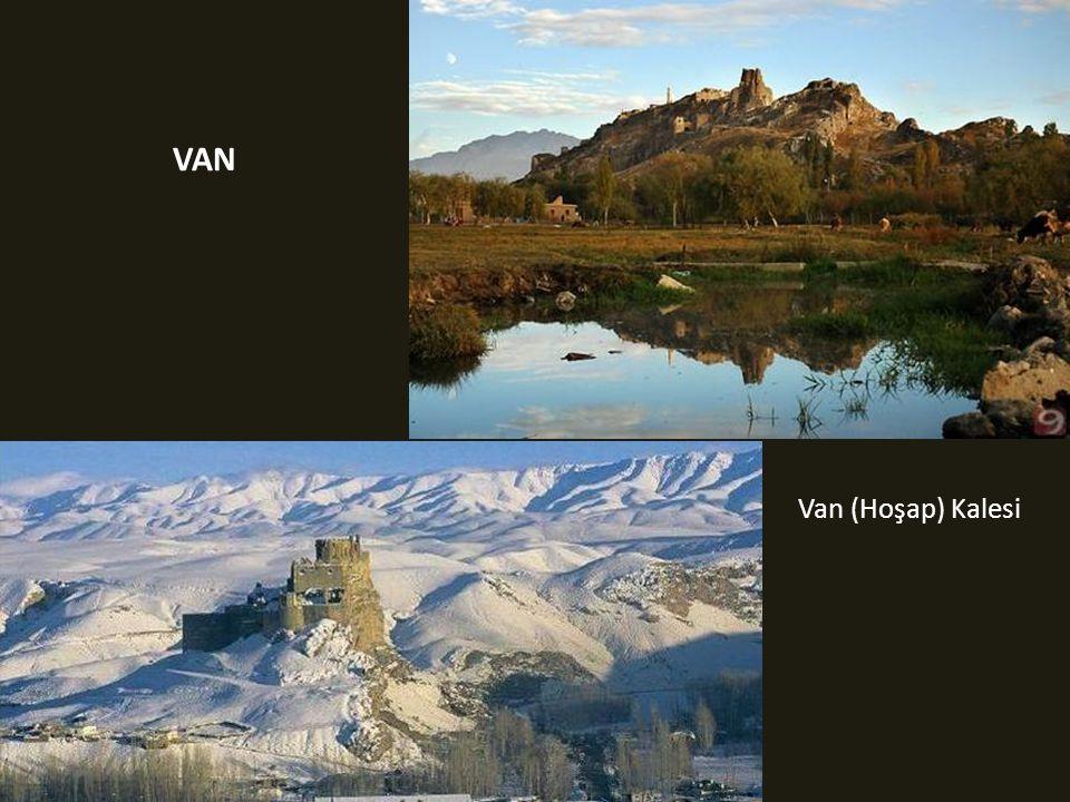 VAN Van (Hoşap) Kalesi