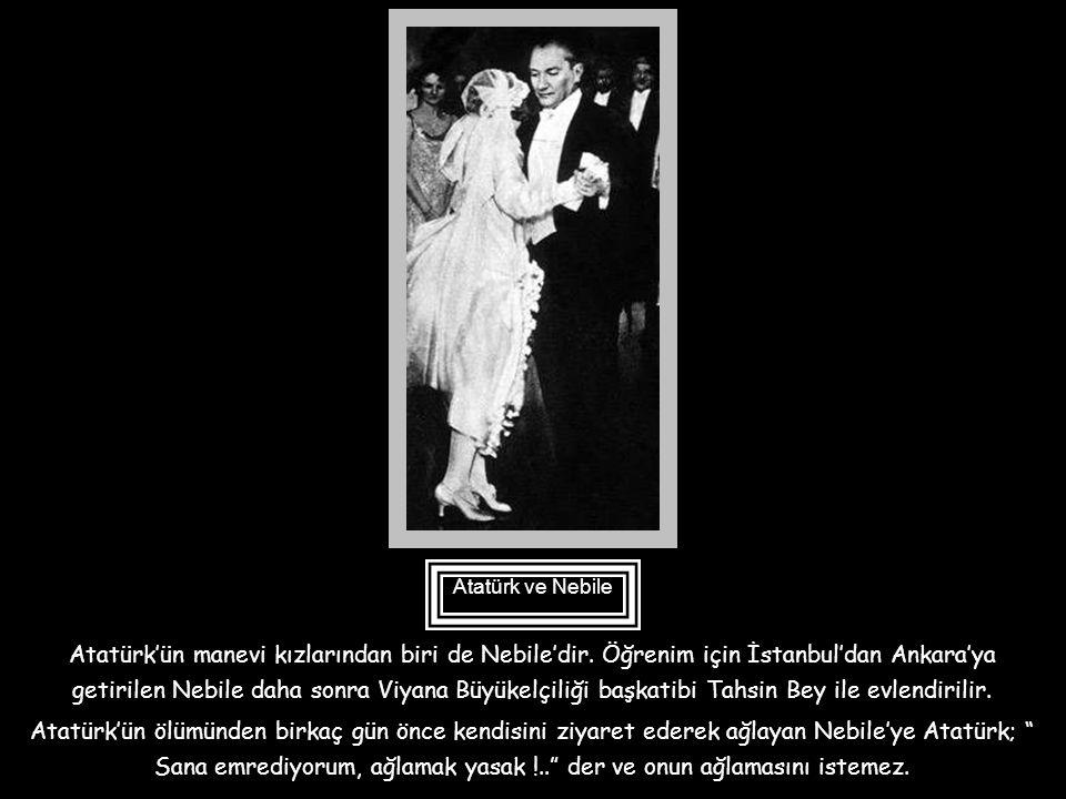Atatürk ve Nebile