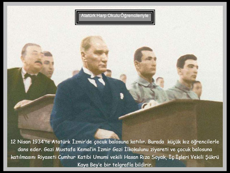 Atatürk Harp Okulu Öğrencileriyle