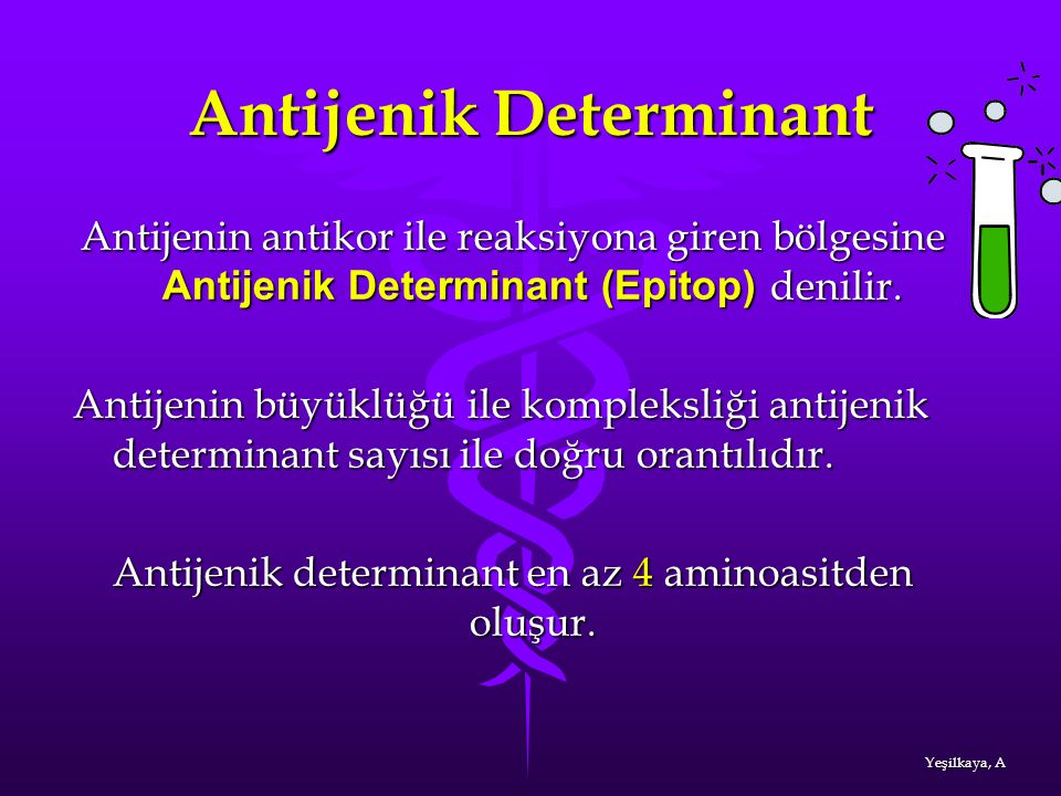 Antijenik Determinant