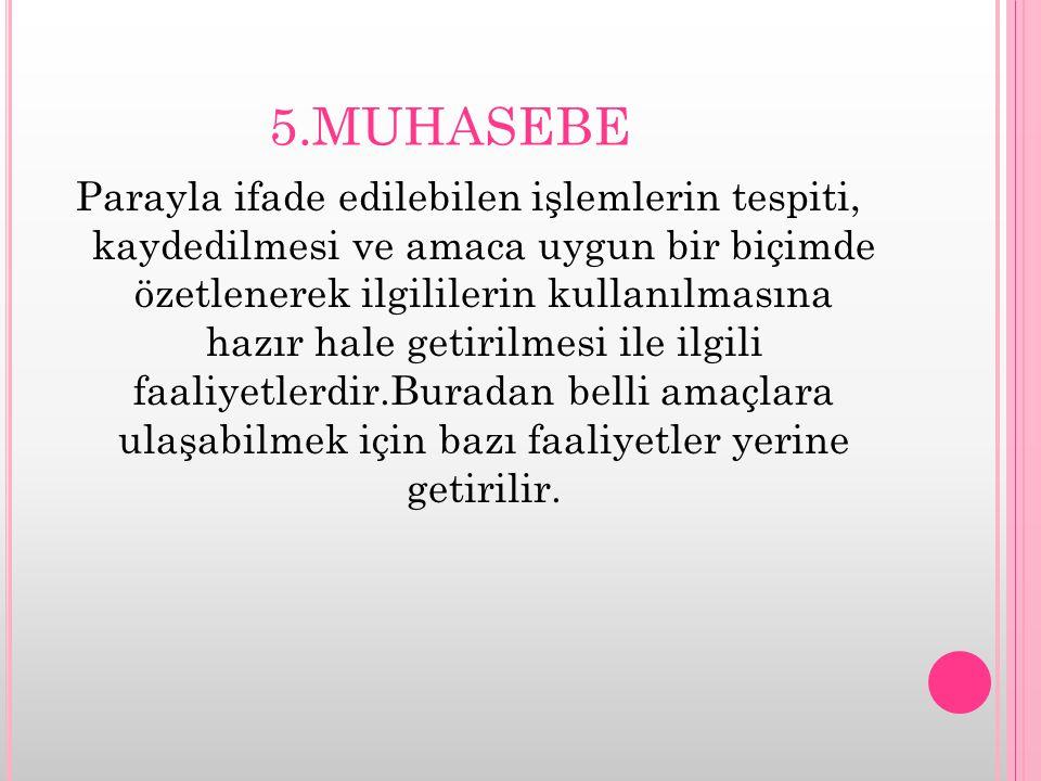 5.MUHASEBE