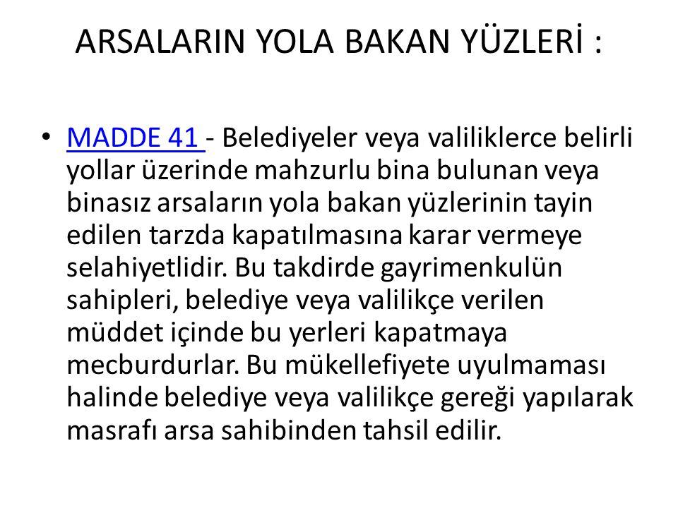 ARSALARIN YOLA BAKAN YÜZLERİ :