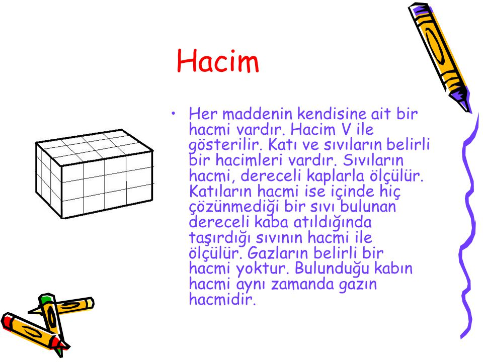 Hacim