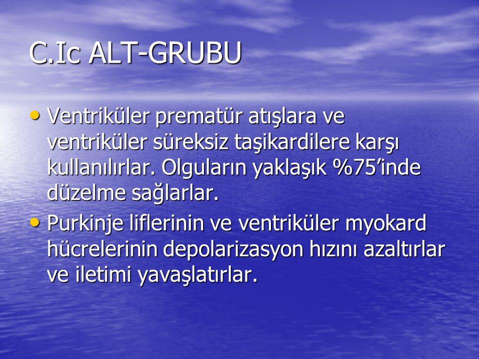 C.Ic ALT-GRUBU