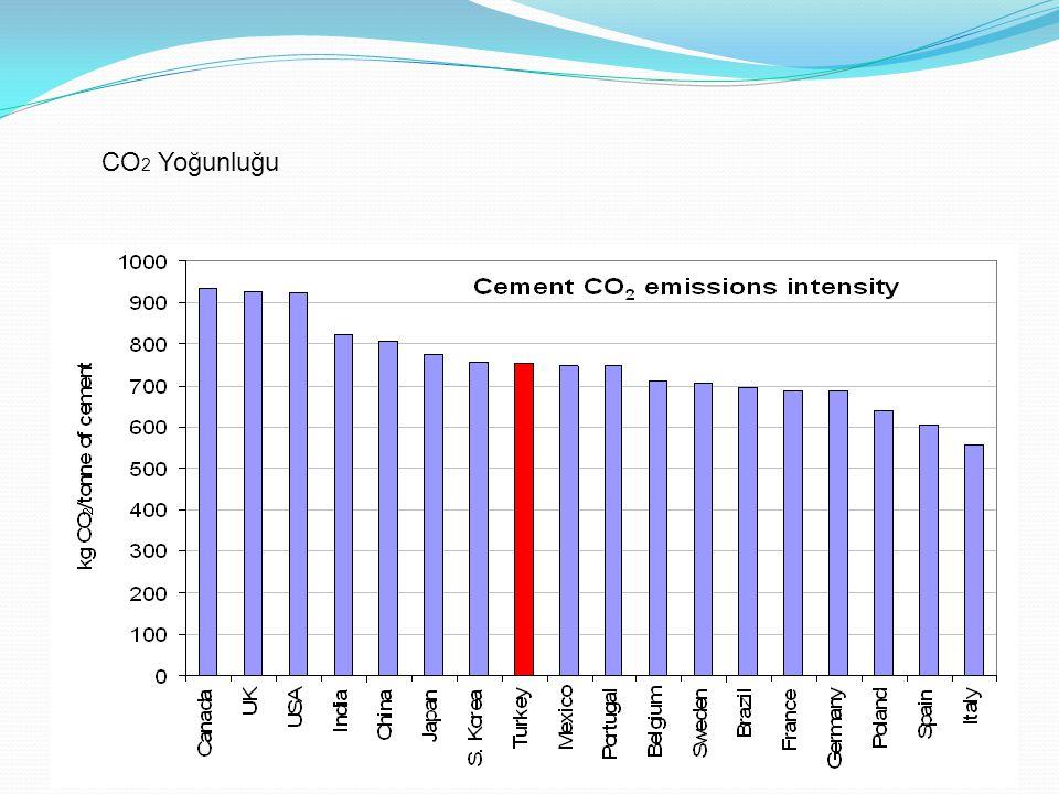 CO2 Yoğunluğu