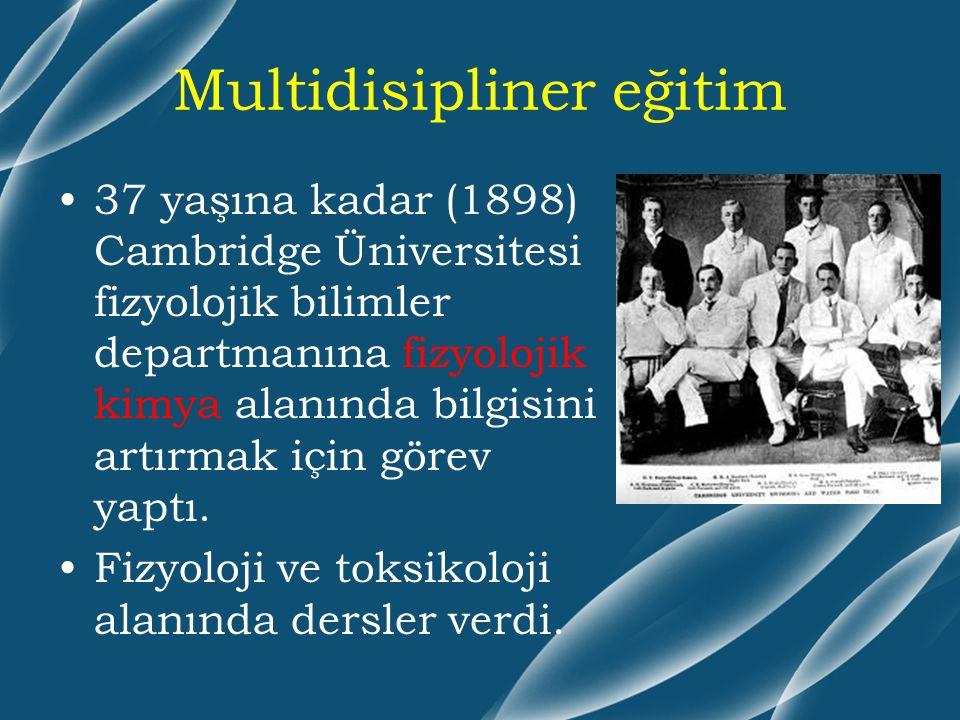 Multidisipliner eğitim