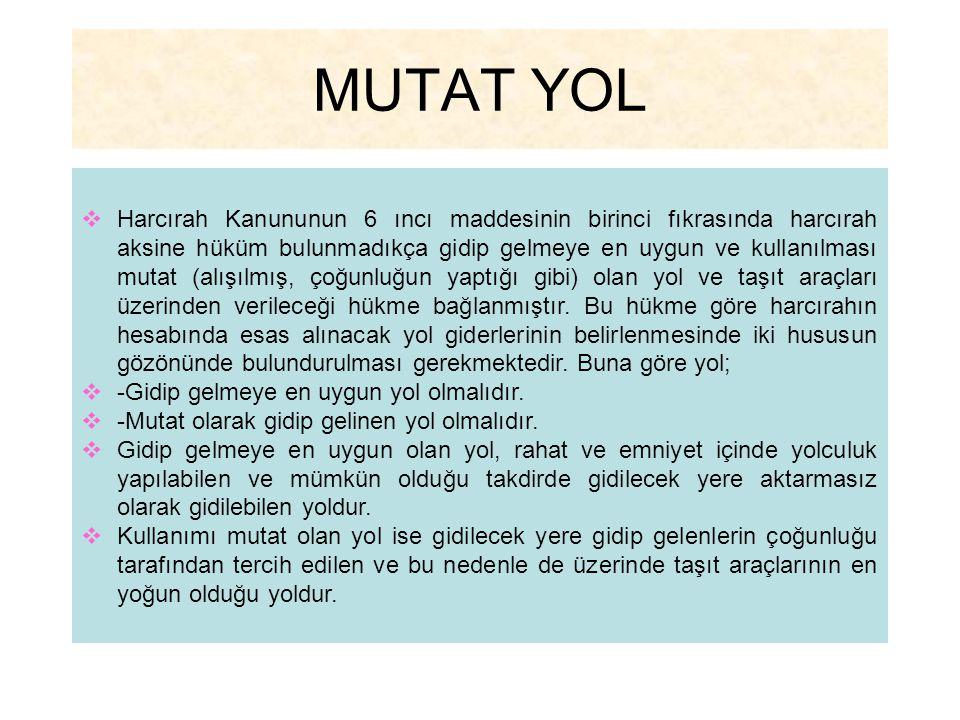 MUTAT YOL