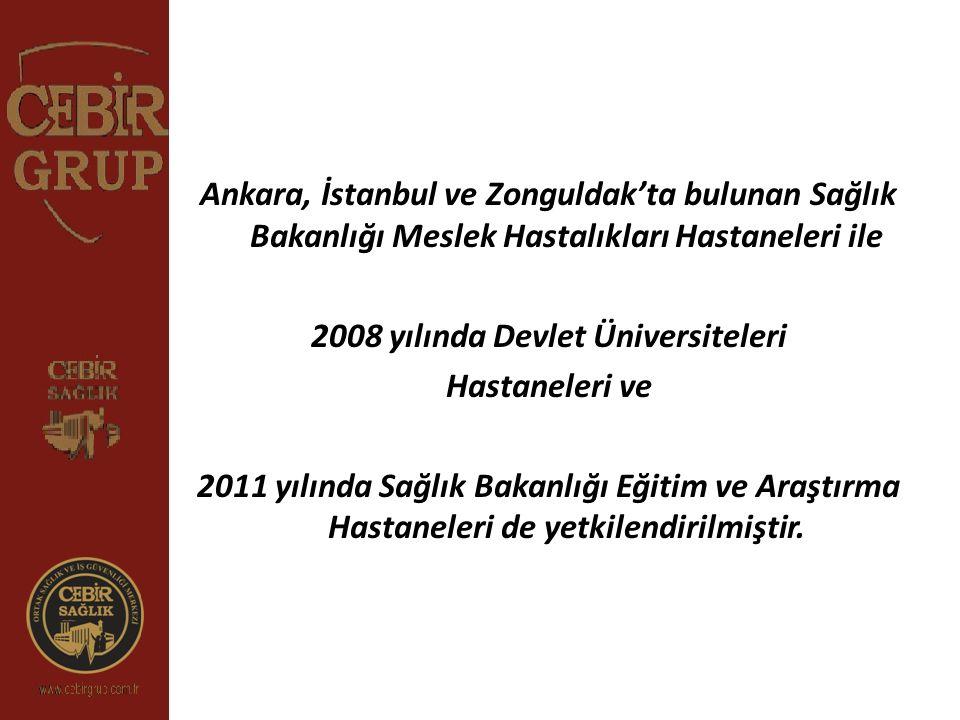 2008 yılında Devlet Üniversiteleri