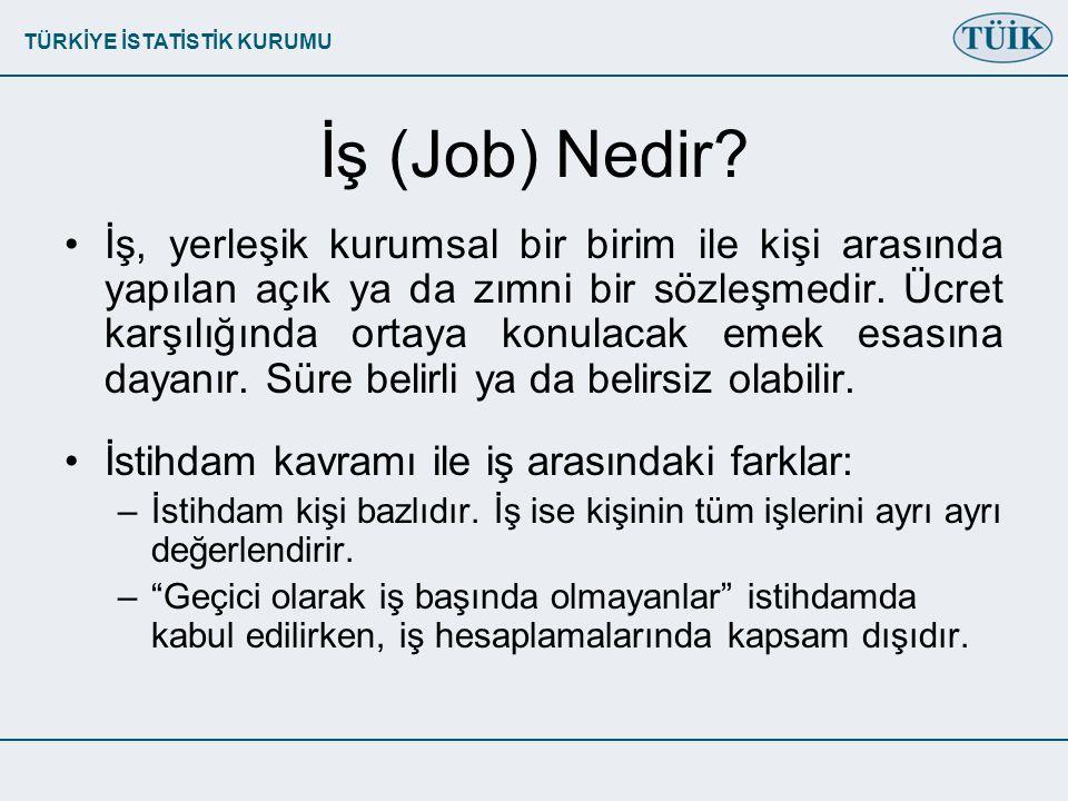 İş (Job) Nedir