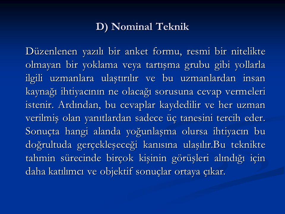 D) Nominal Teknik
