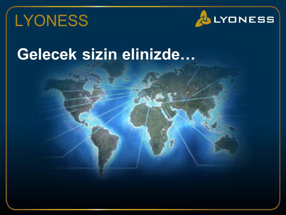 LYONESS Gelecek sizin elinizde…