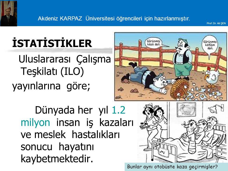 İSTATİSTİKLER