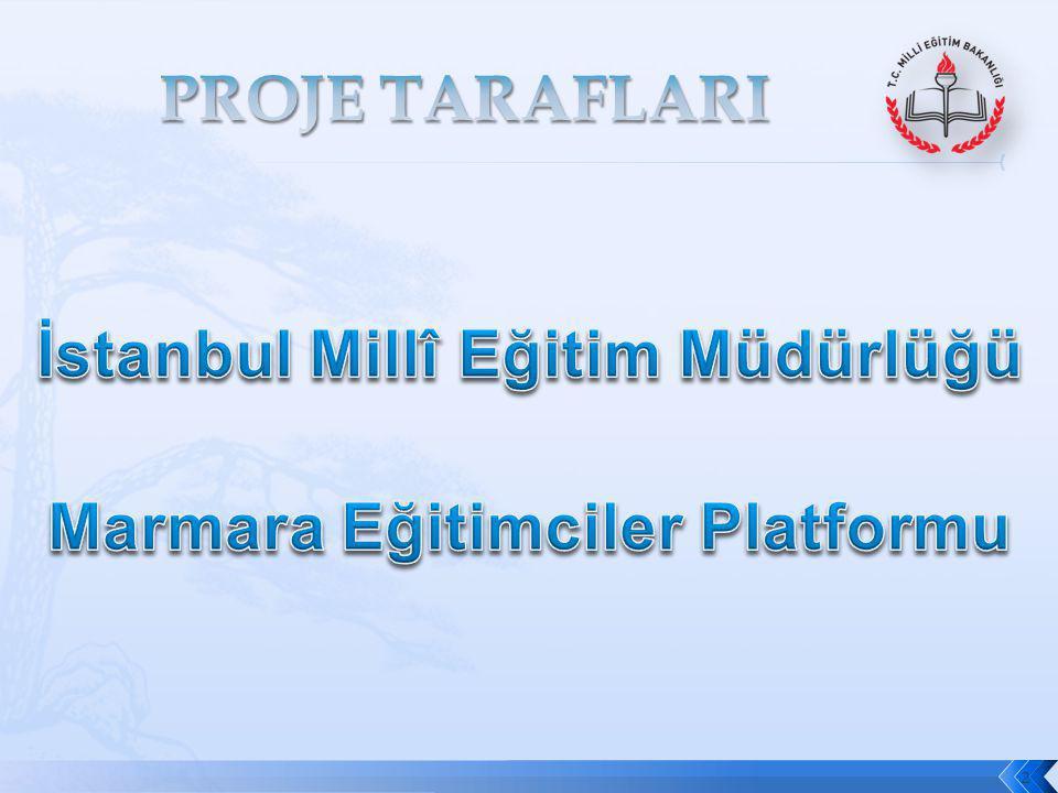 İstanbul Millî Eğitim Müdürlüğü Marmara Eğitimciler Platformu