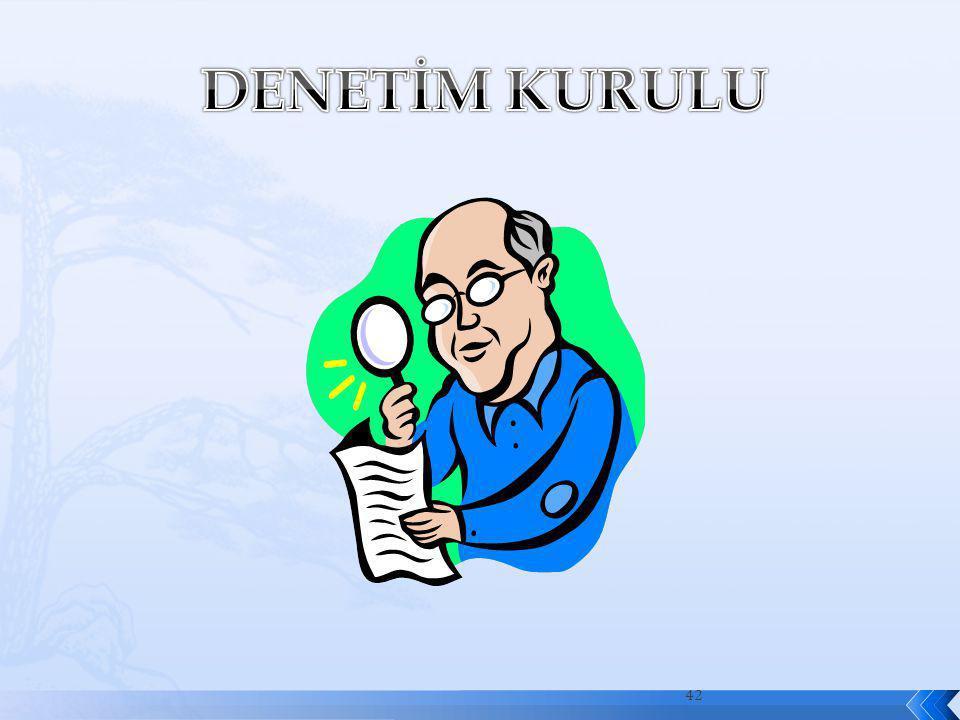 DENETİM KURULU