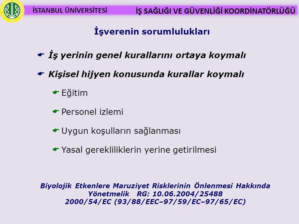 2000/54/EC (93/88/EEC–97/59/EC–97/65/EC)