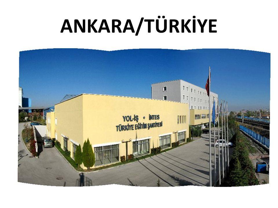 ANKARA/TÜRKİYE