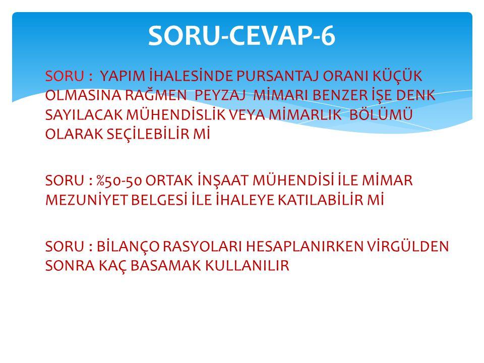 SORU-CEVAP-6