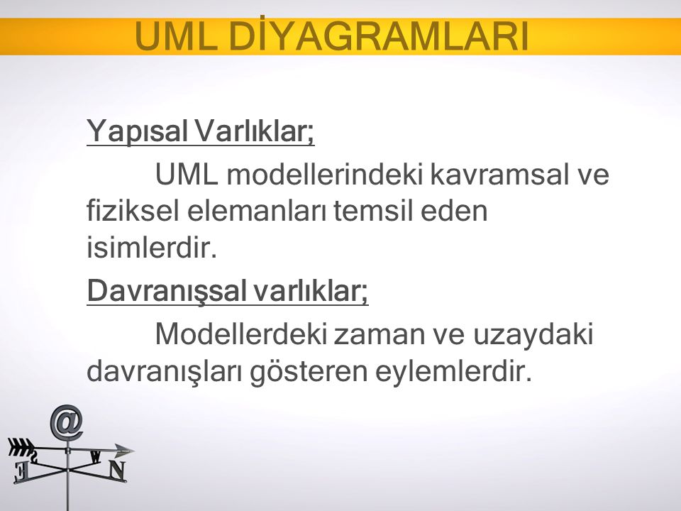 UML DİYAGRAMLARI