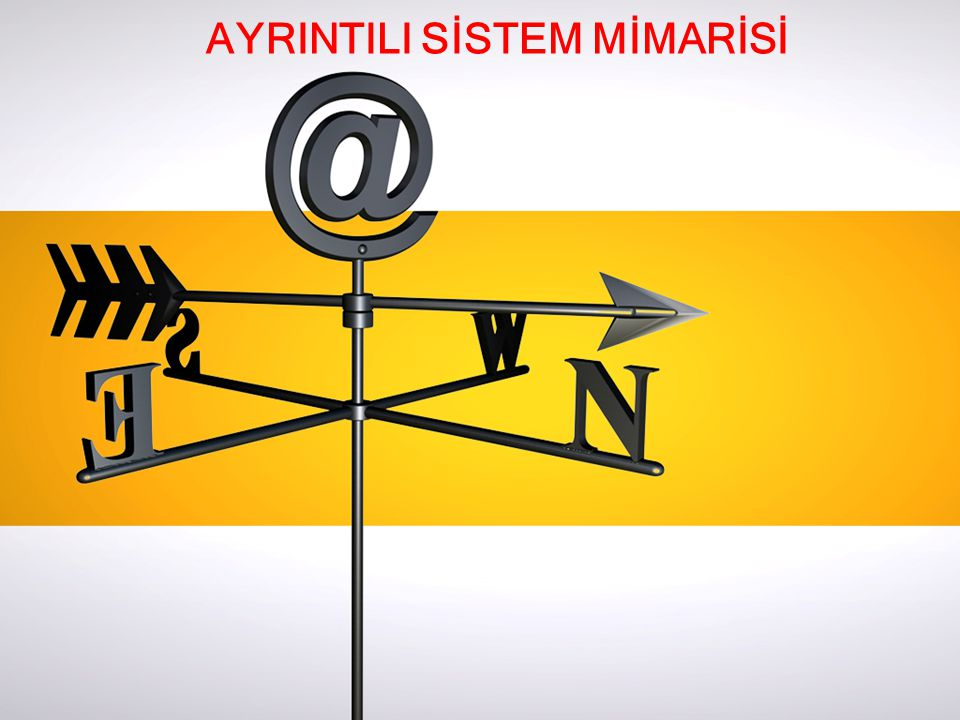 AYRINTILI SİSTEM MİMARİSİ