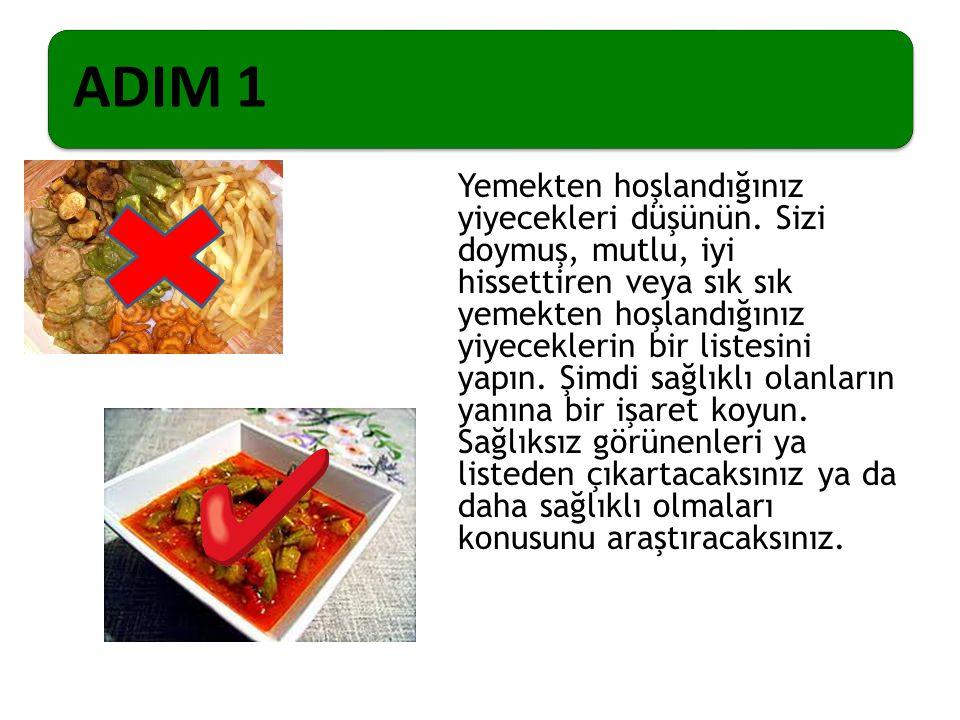 ADIM 1