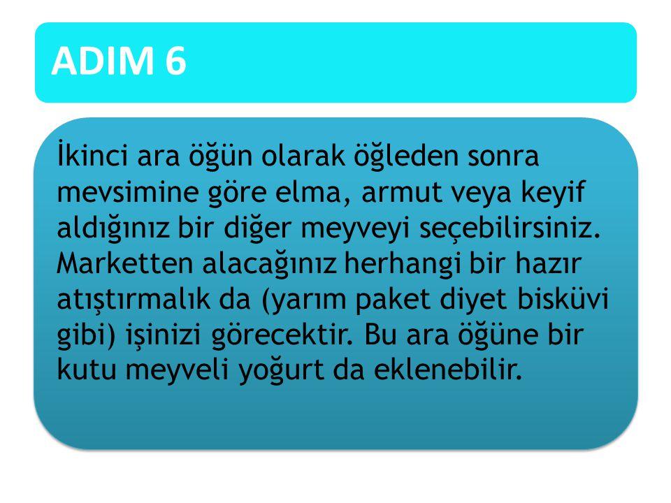 ADIM 6