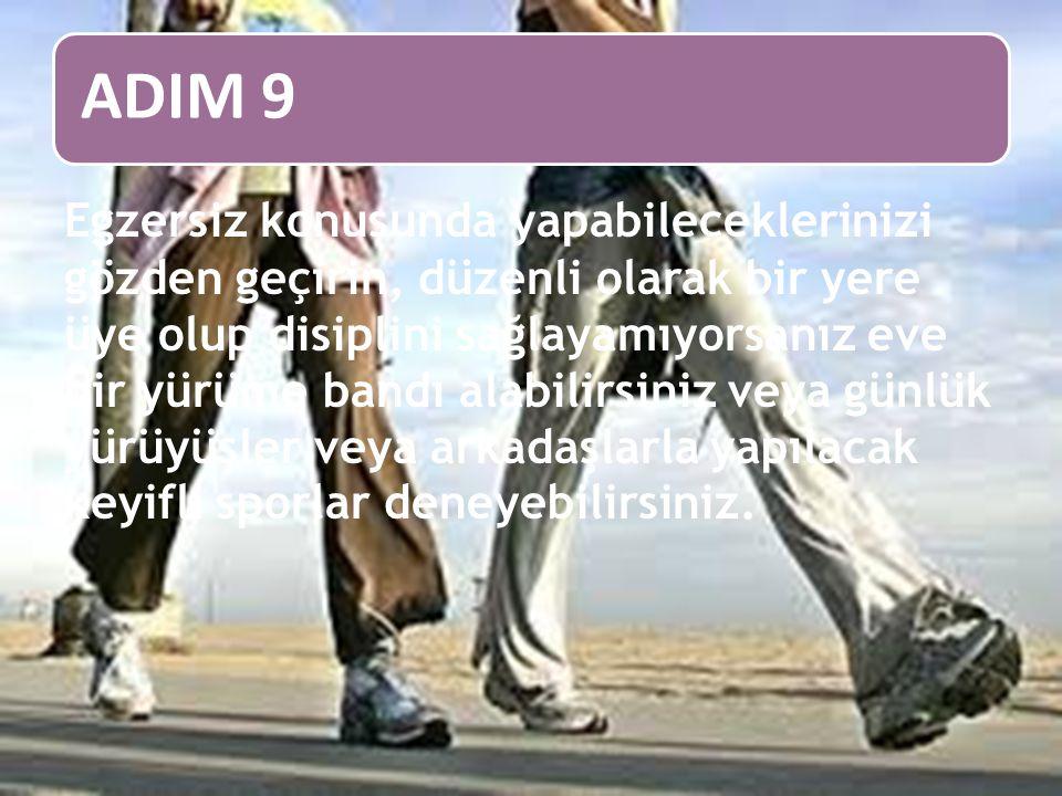 ADIM 9