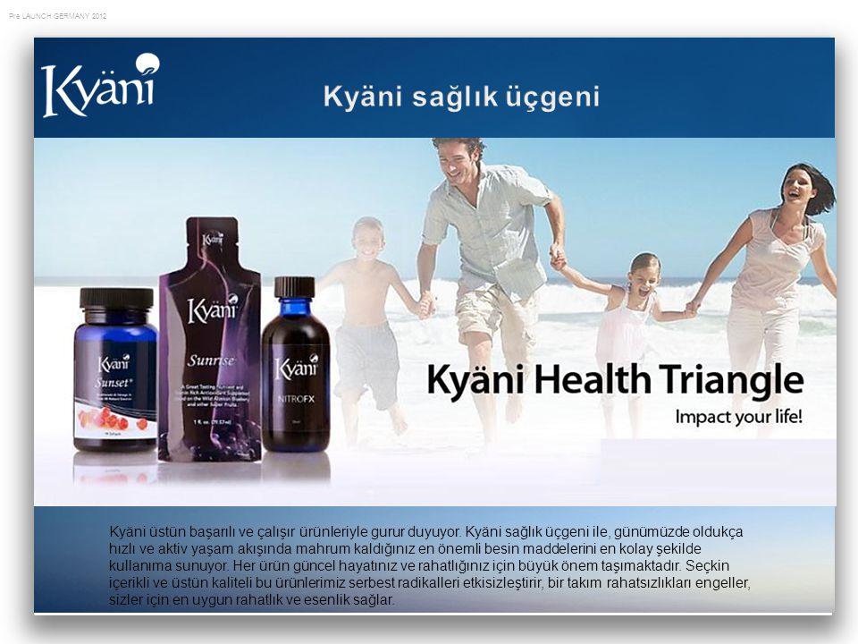 Kyäni sağlık üçgeni