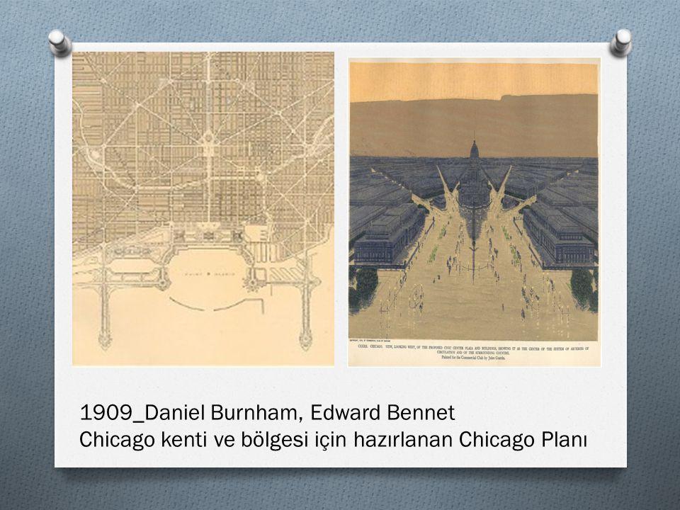 1909_Daniel Burnham, Edward Bennet