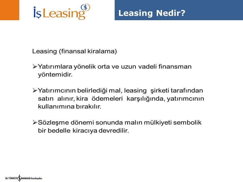 Leasing Nedir