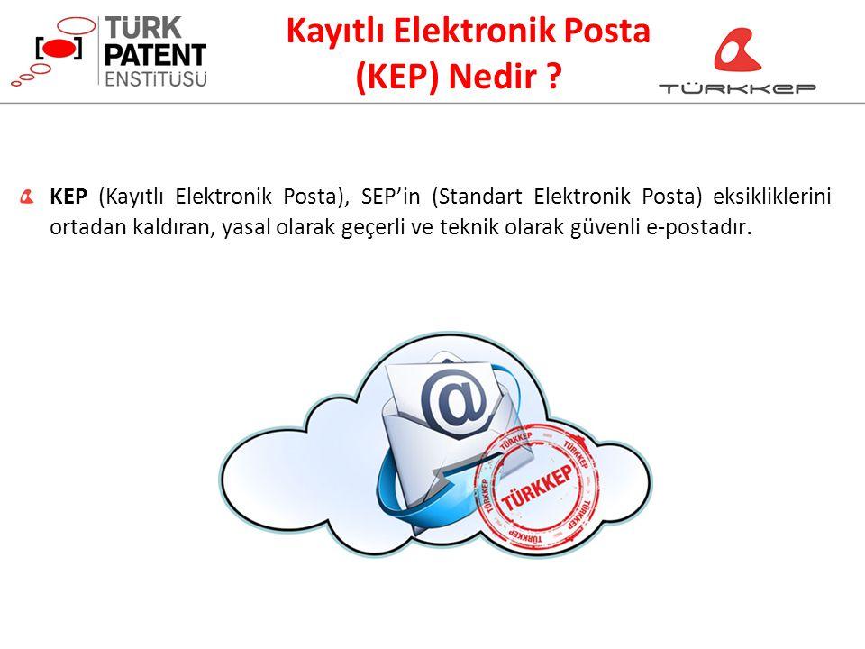 Kayıtlı Elektronik Posta (KEP) Nedir