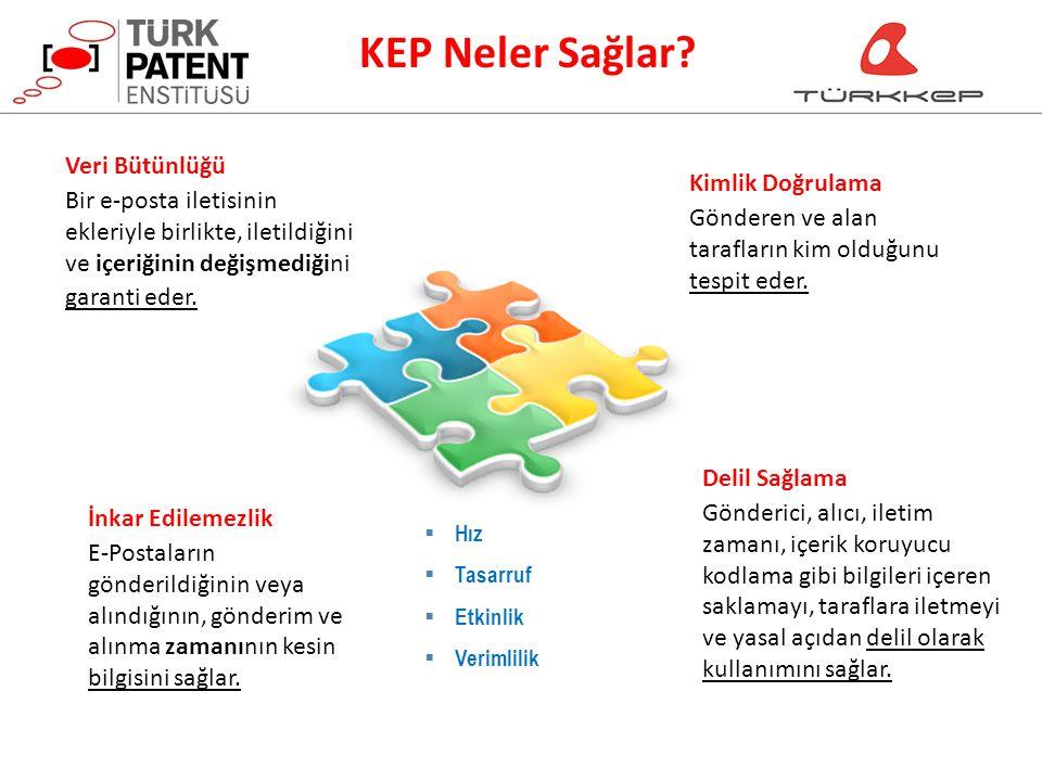 KEP Neler Sağlar Veri Bütünlüğü
