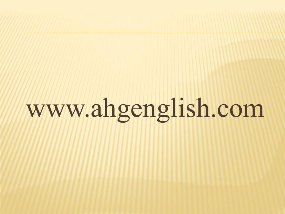 www.ahgenglish.com