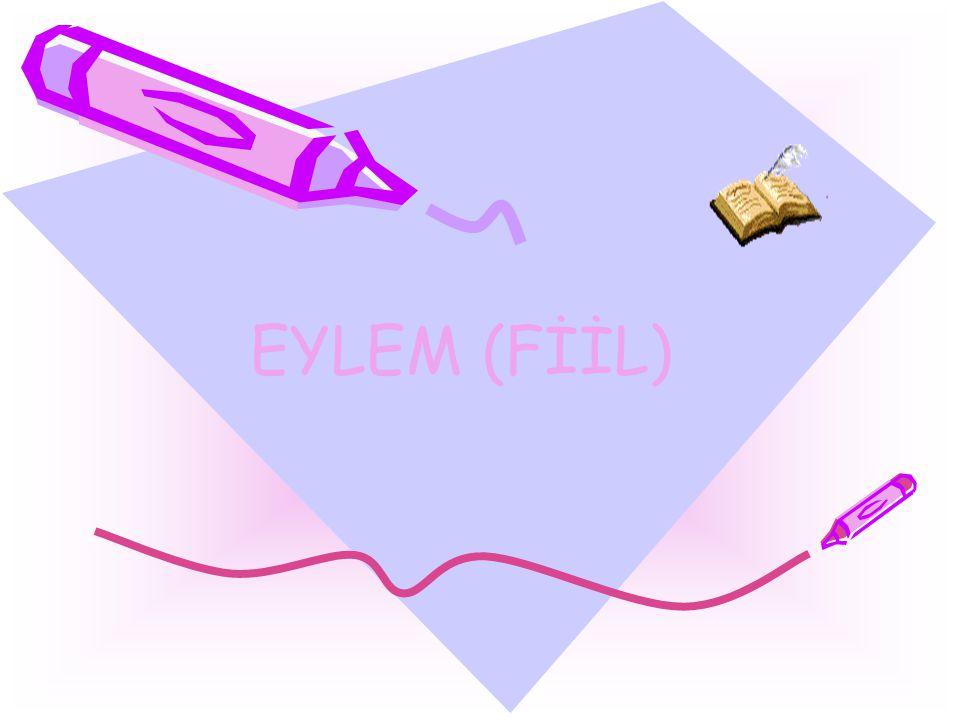 EYLEM (FİİL)