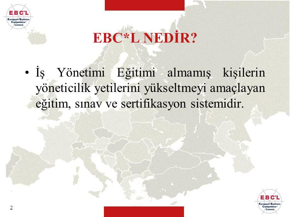 EBC*L NEDİR.