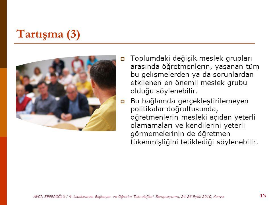 Tartışma (3)