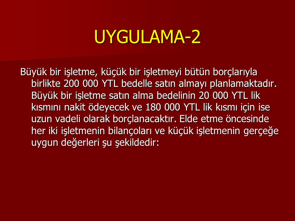 UYGULAMA-2