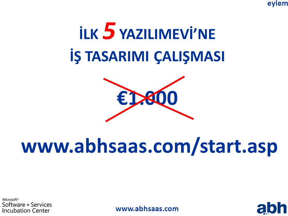 €1.000 www.abhsaas.com/start.asp