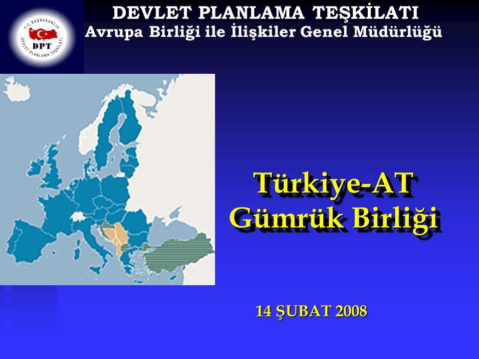 Avrupa Birliği ile İlişkiler Genel Müdürlüğü