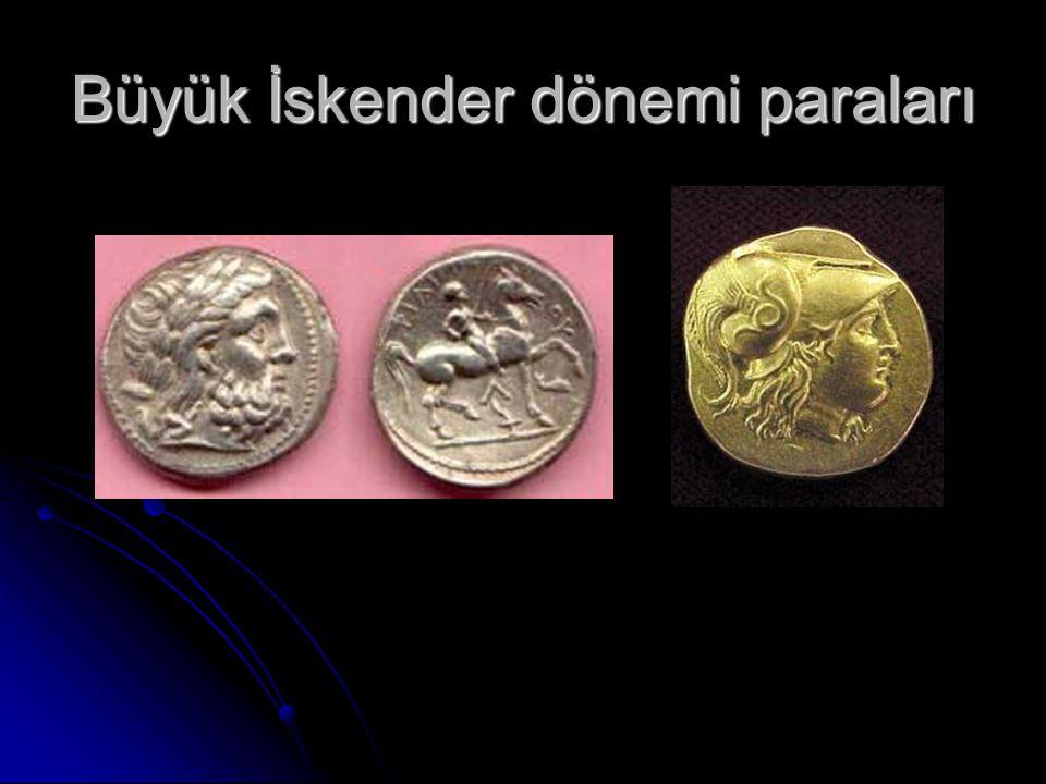 Büyük İskender dönemi paraları