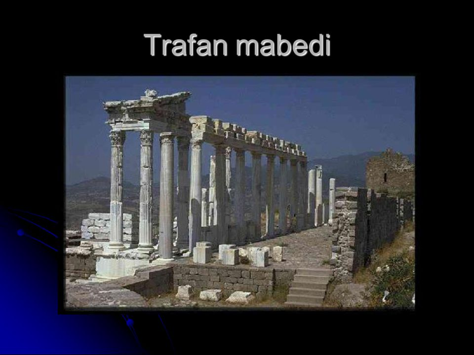 Trafan mabedi