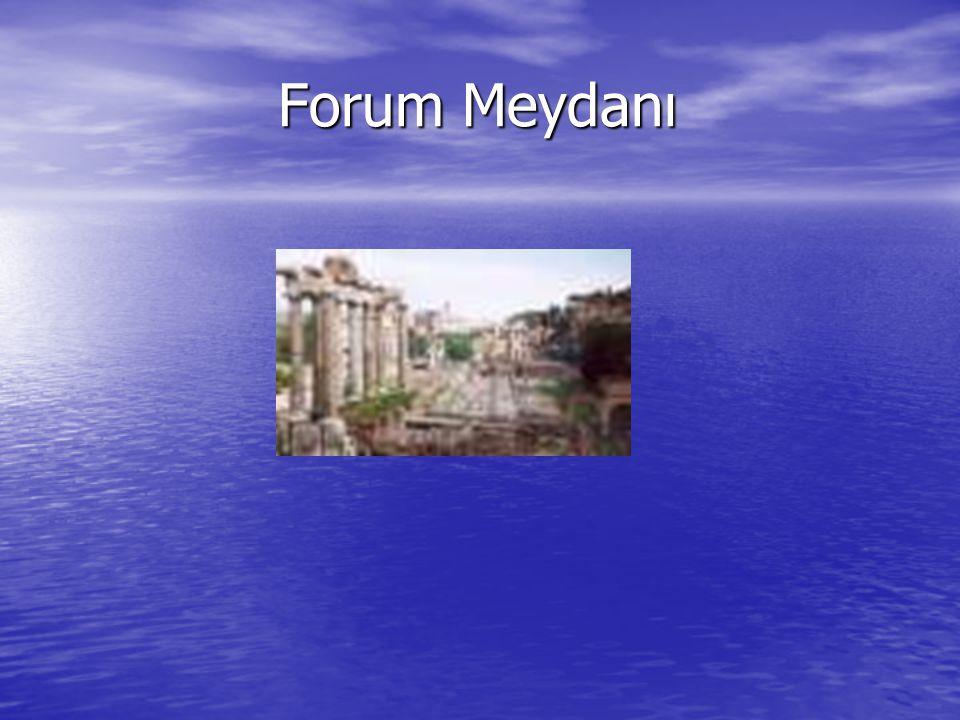 Forum Meydanı