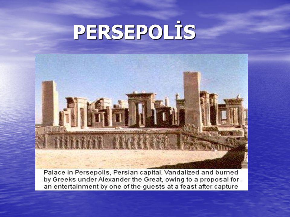 PERSEPOLİS