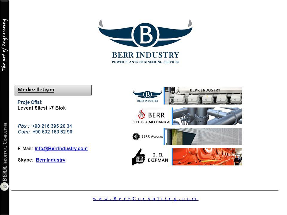 Merkez İletişim Proje Ofisi: Levent Sitesi I-7 Blok