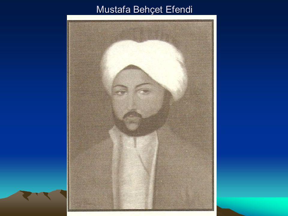 Mustafa Behçet Efendi