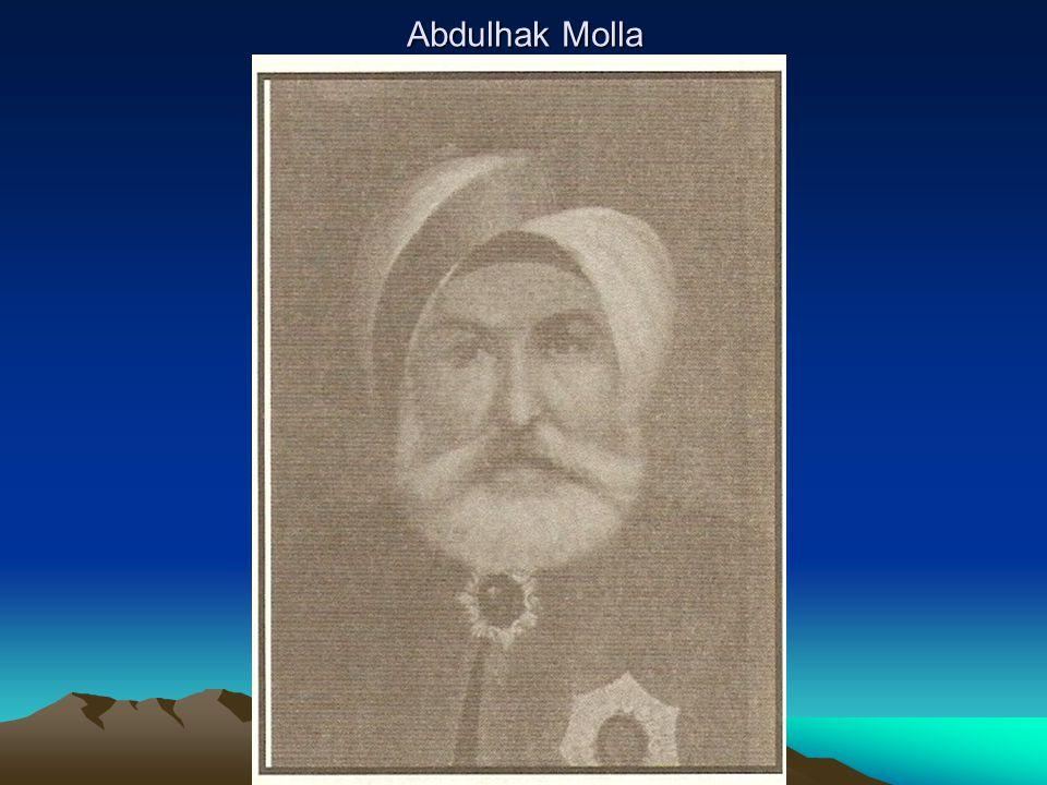 Abdulhak Molla