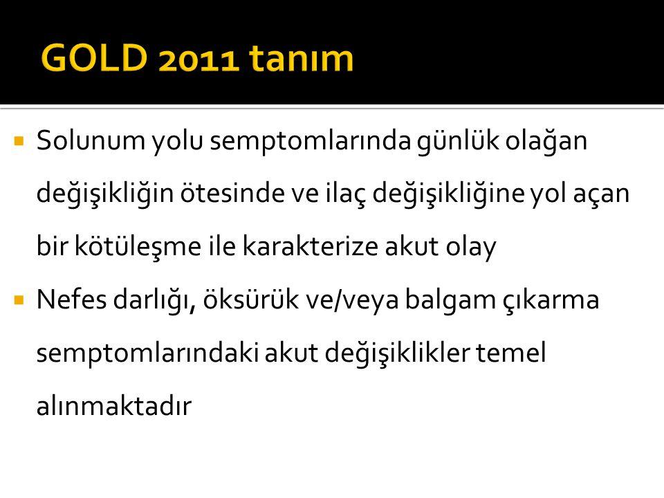 GOLD 2011 tanım