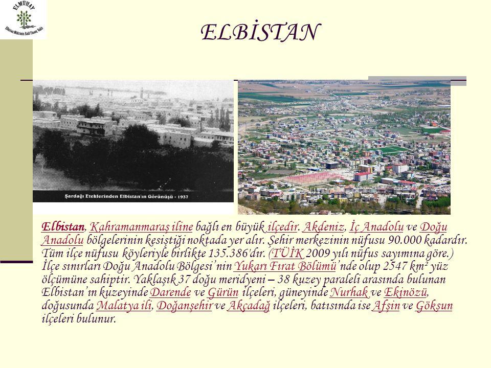 ELBİSTAN