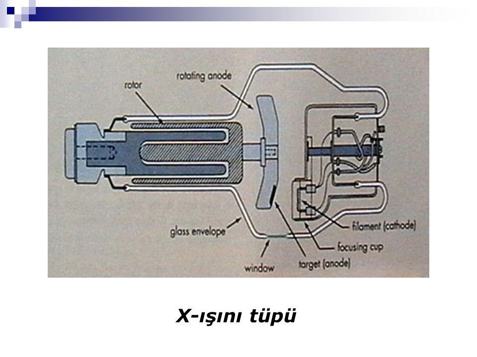 X-ışını tüpü